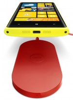 A wireless charger for Lumia 920