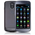 Samsung Galaxy Nexus World's first android 4.0 Icecream Sandwich cellphone