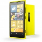 Nokia Lumia 920 with a whole new touch technology