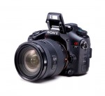 Sony Alpha 77 (SLT-A77VQ) with 1080p video