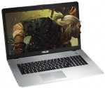 ASUS N76VZ DS71 powerful multimedia laptop