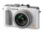 Panasonic Lumix DMC-LX5 with a Hot Shoe