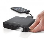 A better Home Entertainment Package with a Small Portable Projector