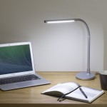 Adds a new Dimension to your Desk: Satechi's Supple LED Desk Lamp provides illumination along with a Good Charge for your Devices.