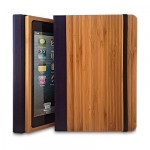 Primovisto Bamboo iPad Mini case: Natural Beauty Protecting a High Tech Gadget