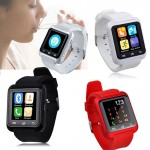 5IVE U80 Bluetooth 4.0 Smart Wrist Wrap Watch Phone for Smartphone's