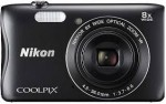 Nikon Coolpix S3700 digital camera Features and Specifications