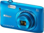 Nikon Coolpix S3600 digital camera Features and Specifications