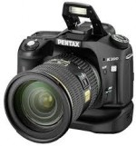 Pentax K200D DSLR Camera Specifications