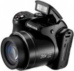 Samsung WB100  Digital Camera Features and Specifications