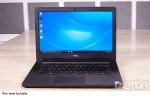 Dell Latitude 14 3470 with unfurled battery