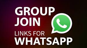 Whatsapp group links to join